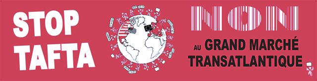 Stop TAFTA - Initiative Citoyenne Européenne