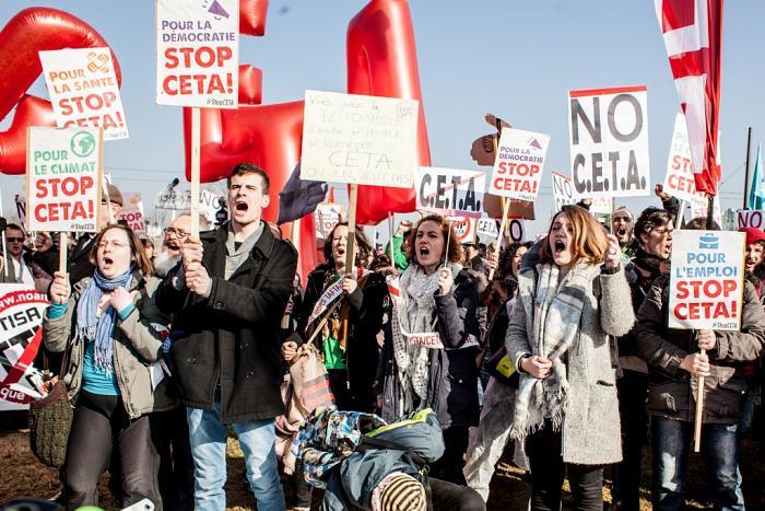 Retour en images sur les 2 jours de mobilisation à Strasbourg