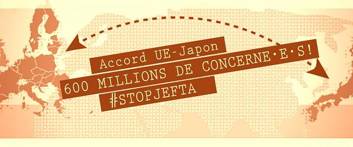 Passage bâclé du traité Japon – Union européenne au Parlement européen : une très mauvaise nouvelle pour les citoyens et la planète