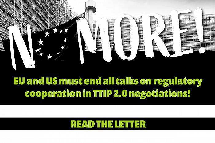 La Commission doit assurer la transparence en matière de négociations commerciales avec les Etats-Unis