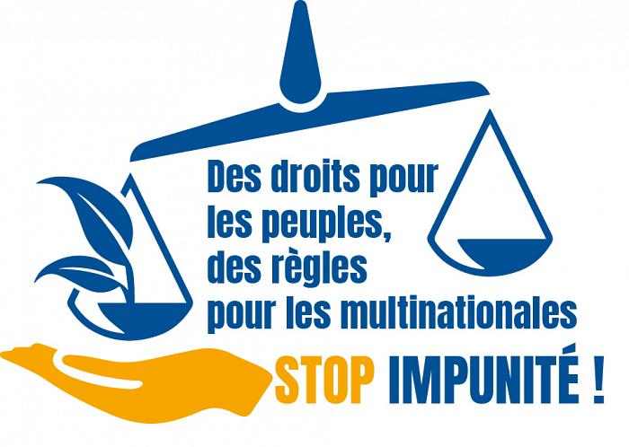 Contre l'impunité des multinationales, passons à l'action du 11 au 19 octobre !