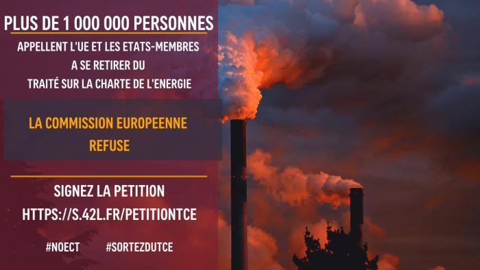 Barbara Pompili : « Le traité sur la charte de l'énergie est obsolète » – Il est urgent d'en sortir !