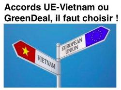 Accords UE-Vietnam : 68 organisations de la société civile appellent à ne pas ratifier ces nouveaux accords de commerce et d'investissement