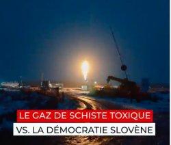 Traité sur la Charte de l'énergie : la Slovénie poursuivie pour avoir voulu évaluer l'impact de l'exploitation de gaz de schiste